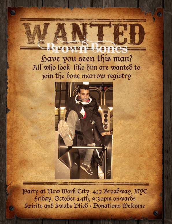 Brown Bones Wanted