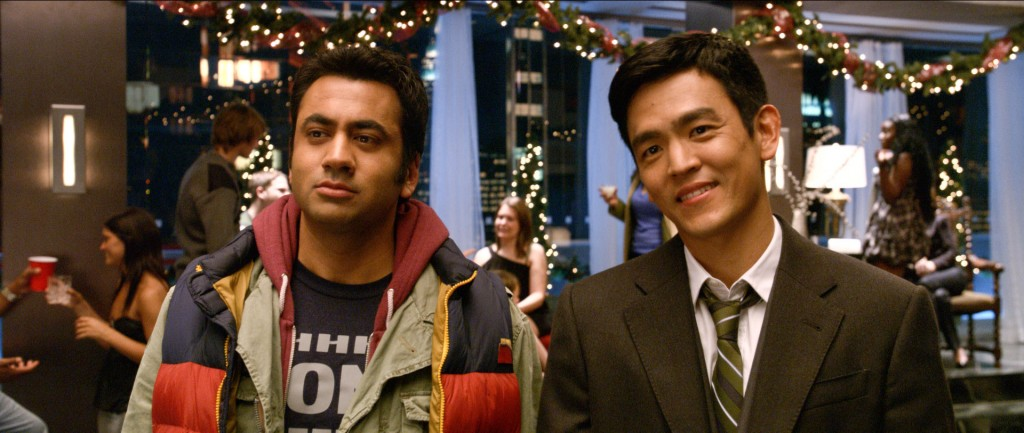 Kal Penn and John Cho star in A Very Harold and Kumar 3D Christmas