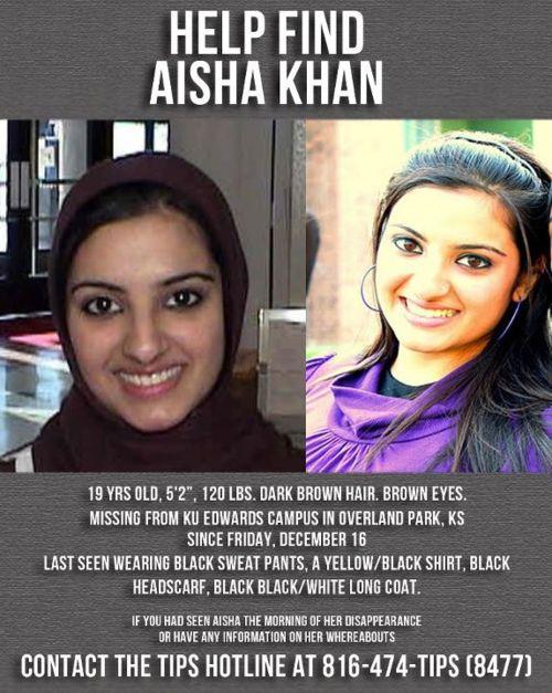 Aisha Kahn